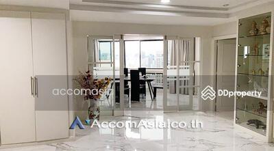 ขาย - President Park Pine tower Condominium 3 Bedroom For Sale BTS Phrom Phong in Sukhumvit Bangkok ( AA27347 )