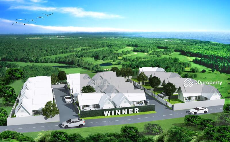 ขายบ้านสร้างใหม่ในหัวหิ โครงการ วินเนอร์ ซอย 88 เพียง 7 กม.ถึงตลาดและทะเล #83479783