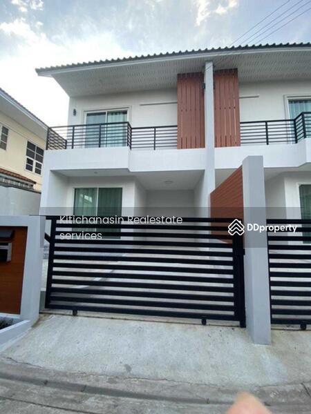 บ้านแฝดสร้างใหม่ ซอยรัชดา 42 #81926079