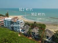 ขาย - ขายบ้านติดทะเลหาดเจ้าสำราญ บ้านเก่าไปตบแต่งเองนะคะ ไม่มีเฟอร์ สองชั้น 3 ห้องนอน 3 ห้องน้ำ ที่ดิน  90 ตรว ราคา 12. 5ล้าน ต่อรองได้ค่ะChitlada7517