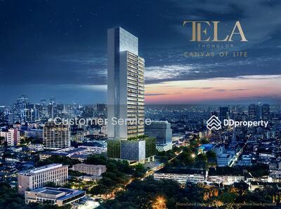 ขาย - CRP-S1-CD-640057 ขาย Tela Thonglor แบบ Penthouse 3+1 นอน 3 น้ำ ชั้นสูงสุด แต่งสวยมาก ใกล้ BTS ทองหล่อ
