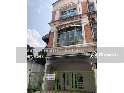 For Rent - Code KRE X421, Baan Klang Muang, Ratchada-Ladprao, 3 bedrooms, 4 bathrooms, area of 30 sq. w. 3 floors, rent 30000 baht @LINE: 0921807715 Khun Mew