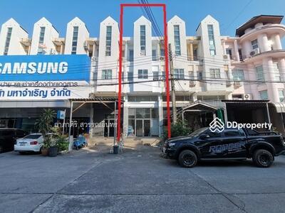 For Sale - ขายตึกอาคารพาณิชย์3. 5ชั้น ซอยกรุงเทพกรีฑา15ทำเลทองย่านธุรกิจกิจสำหรับทำโฮมออฟฟิศหรือร้านค้าและบริการ