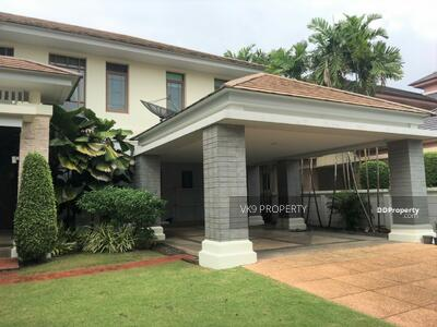 For Rent - For rent Narasiri Phatthanakan - Srinakarin 4 bedrooms near Seacon Square near Expressway Airport Link and Suvarnabhumi Airport
