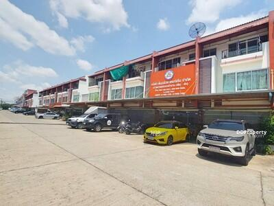 For Sale - P 4 units of commercial building for sale 82 sq. m. , near Ratchaphruek Rd. , Only 850 meters Suitable