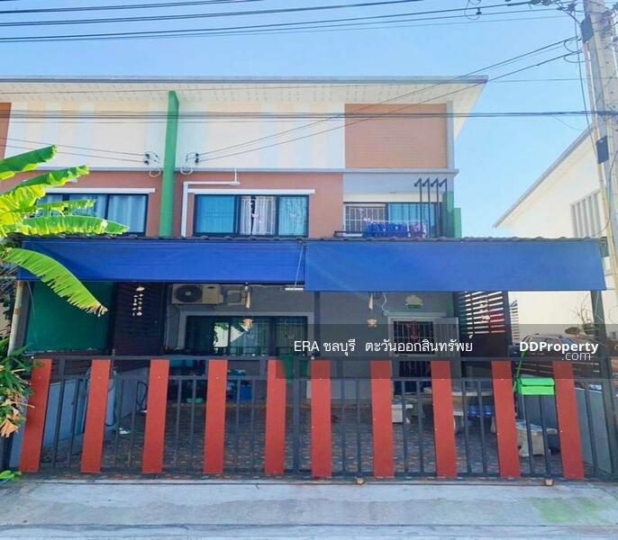หมู่บ้านเอสซี วิลเลจ 4 ตำบลบ่อวิน ชลบุรี #82114021