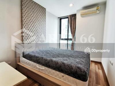 For Rent - เช่าคอนโด Ideo Ratchada - Huaykwang (ไอดีโอ รัชดา – ห้วยขวาง) ใกล้ MRT ห้วยขวาง 1 ห้องนอน 1 ห้องน้ำ  ขนาด 35 ตรม. ชั้น 11  แต่งสวย พร้อมเฟอร์ฯ
