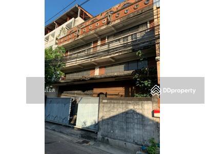 For Sale - W445_ขายบ้านพร้อมที่ดิน ซอยสุทธิพร 2 ใกล้ MRT พระราม9