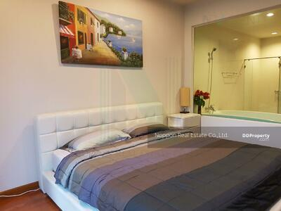 For Rent - For rent the address chidlom, size 56 sqm. , 1 bedroom, 1 bathroom, fully furnished, ready to move in   NR03445