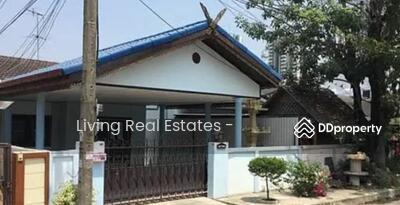 ให้เช่า - T14250164 ให้เช่า บ้านเดี่ยว 1 ชั้น หมู่บ้านเมืองทองธานี โครงการ 2 ซอย18  4นอน 1 น้ำ ขนาด 50ตร. วา