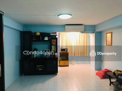 ขาย - ขายอาคารชุด Living Place ศูนย์วิจัย 1 ซ. ศูนย์วิจัย 14  ขนาด 1 ห้องนอน 34 ตรม. ชั้น 2 (S1832)