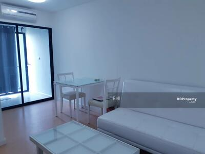 For Sale - SVS-046 ขายไอคอนโด สุขาภิบาล 2 ขนาด 31 ตรม. 1 ห้องนอน 1 ห้องน้ำ ชั้น 5 วิวนอก