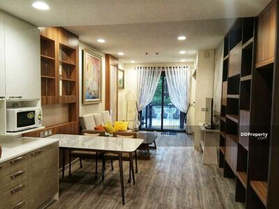 For Rent - NAI269 Condo for rent, Jin Wellbeing County, near Future Park Rangsit, 2 bedrooms, 1st floor.