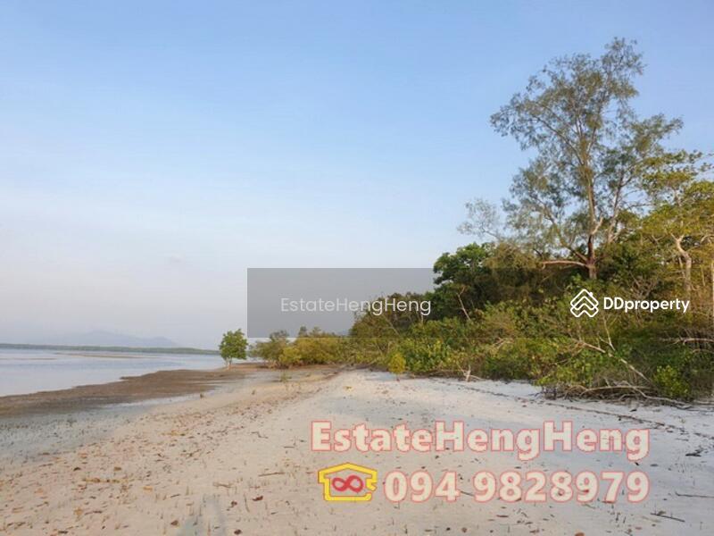 ขาย ด่วน ที่ดิน ติดทะเล 20ไร่ เกาะพระทอง พังงา หาดทรายขาว สวยมาก เหมาะรีสอร์ท ซื้อเก็งกำไร #82430923