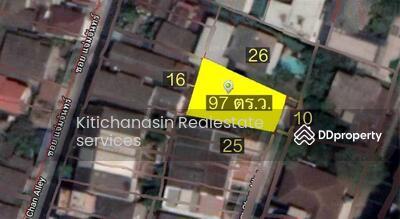 For Sale - Code KRE X948 2-storey detached house near bts Thonglor, Ekamai, 2 bedrooms, 1 bath, area of 97 sq. w. , 2 floors, sale 45 million baht @LINE: 0835029312 Khun Kae