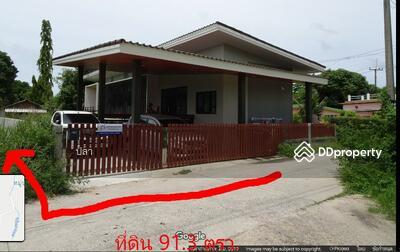 ขาย - R071-16 ที่ดินเปล่า 91. 3 ตรว.  บรรยากาศดีมากๆๆ ต. บ้านฉาง อ. บ้านฉาง จ. ระยอง ห่างหาดพยูน400เมตรเท่านั้น  เหมาะแก่การสร้างบ้านเป็นที่อยู่ อาศัย พ