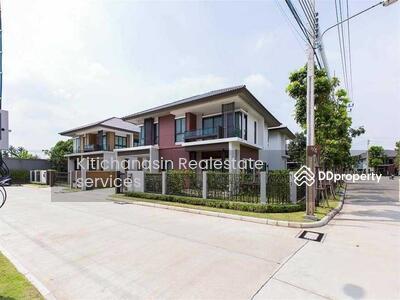 For Sale - Code KRE X999 Single house, Burasiri Ratchapruek project, 345, 4 bedrooms, 3 bathrooms, utility space 221 sq m, 2 floors, sell 10. 9 MB @LINE: 0962215326 Khun On