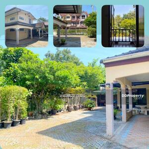 For Rent - Code KRE X996, House Soi Ladprao 64, intersection 7, 5 bedrooms, 4 bathrooms, utility space 400 sq m, 2 floors, rent 30000 baht @LINE: 0932181290 Khun Kae