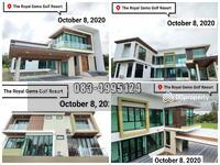 ขาย - ขายบ้านเดี่ยวติดสนามกอล์ฟ สวยทำเลดีที่สุดพึ่งสร้างเสร็จ เลขบ้าน88/88