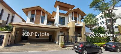 ให้เช่า - บ้านแสนสิริ สุขุมวิท 67 กรุงเทพ บ้านเดี่ยว ให้ เช่า ขนาด 4 ห้องนอน 5 ห้องน้ำ มีพื้นที่ใช้สอย 490 ตร. ม.