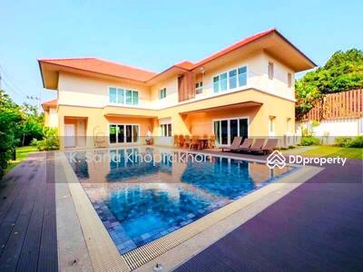 ขาย - (CO-239) BEAUTIFUL 5 BEDROOMS HOUSE WITH PRIVATE POOL FOR SALE AT NICHADA THANI
