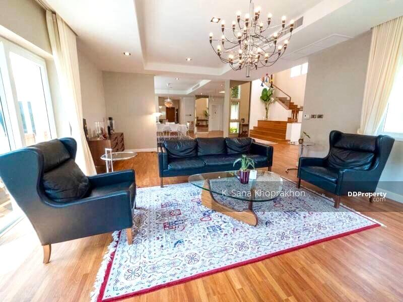 (S-CO-239) BEAUTIFUL 5 BEDROOMS HOUSE WITH PRIVATE POOL FOR SALE AT NICHADA THANI #82701529