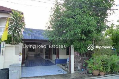 ให้เช่า - T1090264 ให้เช่า บ้านเดี่ยว 1ชั้น หมู่บ้านประชานิเวศน์ 3 ซอย 8/12  2นอน 2 น้ำ ขนาด 41 ตรว.