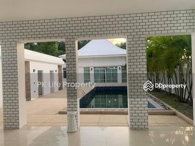 ขาย - 2S0028 ขายพูลวิลล่า ราคา 16, 600, 000 บาท ไม่มีเฟอร์นิเจอร์ ขนาด 200 ตรว โซนเชิงทะเล 9 ห้องนอน 9 ห้องน้ำ พร้อมเข้าอยู่