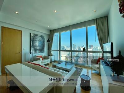 For Sale - A spacious 1 bedroom unit with clear city view Asoke - Millennium Residence
