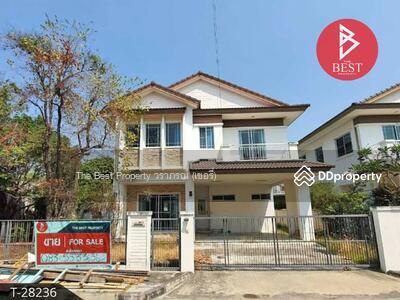 ขาย - ขายบ้านเดี่ยวหลังมุม นันทวัน ศรีนครินทร์ (Nantawan Srinakarin) สมุทรปราการ