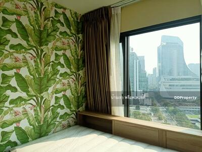 For Rent - Rent 2 bedroom condo Life One Wireless  size 45 sq. m. , 20th floor, Central Embassy view, corner room, BTS Ploenchit, Wireless Pier