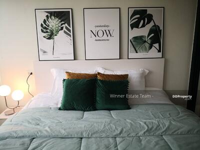 For Sale - For Sale Happy condo Ladprao101 size 35 sqm 1 bed 1 bath