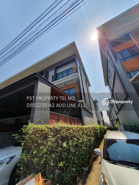 ทาวน์โฮม townhome  อีโค สเปซ บางนา – วงแหวน (Eco Space Bangna – Wongwaen) #82902411
