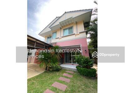 For Sale - Code KRE X1209 Single house, Nantawan Sathorn-Ratchaphruek Village, 3 bedrooms, 3 bathrooms, usable area 275. 2 sq m, 2 floors, sale 12. 9 million @LINE: 0962215326 Khun On