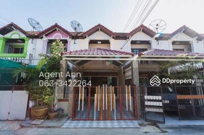 ให้เช่า - For Rent ให้เช่า ทาวน์เฮ้าส์ ซอย บางนา 56 (PST Ann174)