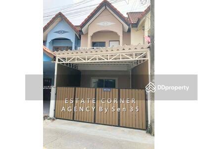 ขาย - 73548 - ขายทาวน์เฮ้าส์ 2 ชั้น หมู่บ้านมโนรมย์ ทุ่งสุขลา ศรีราชา ชลบุรี