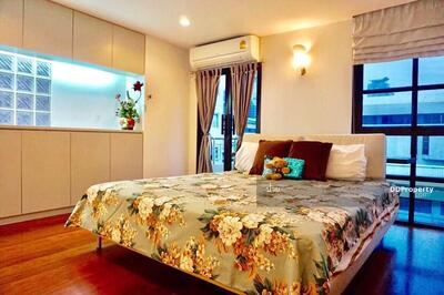 For Rent - Condo for rent Silom Terrace Soi Saladaeng 2, 7th floor, 2 bedrooms