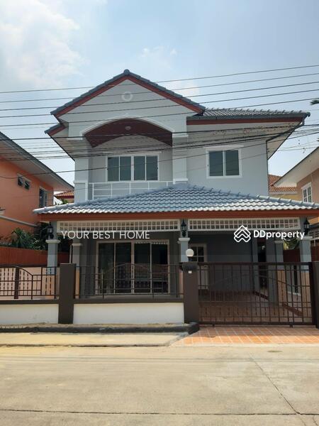 บ้านบุรีรมย์ รามอินทรา - คู้บอน 41 แขวง สามวาตะวันตก เขตคลองสามวา กรุงเทพมหานคร #83182119