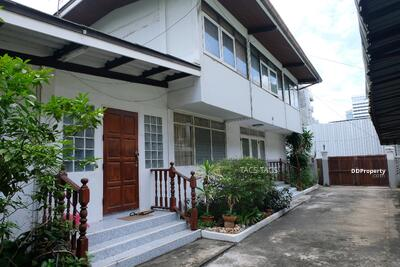 For Sale - Land for sale on Petchburi Thonglor 290. 6 Sq. w.