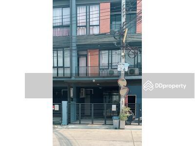 ให้เช่า - ให้เช่าทาวน์โฮม 3. 5 ชั้น พร้อมเฟอร์ Haus35 แจ้งวัฒนะ
