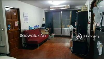 For Sale - ขาย! คอนโด Flora Ville พัฒนาการ 51 พื้นที่ 95ตรม ตึกA ชั้น15 2ห้องนอน 2 ห้องน้ำ วิวโล่งเห็นเตรียมพัฒน์