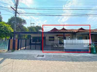 ขาย - CA0086  ขายทาวน์เฮ้าส์ชั้นเดียว   ใกล้เมือง  2 ห้องนอน  1 ห้องน้ำ      เนื้อที่ 22. 5 ตรว.