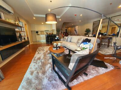 For Sale - Duplex 4 bedrooms for sale at Bell Grand Rama 9