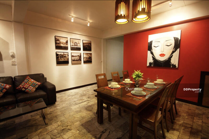 For Rent Spacious Townhome near Chang Phueng Gate Old Town #83415375