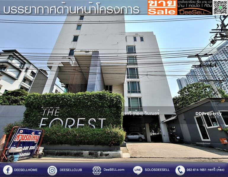 The Forest แจ้งวัฒนะ