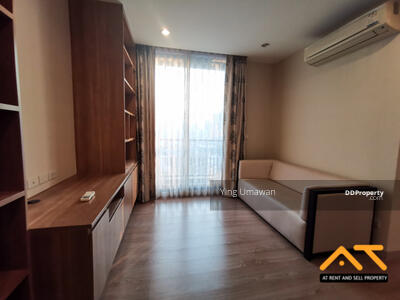 For Rent - For Rent  - The Capital Ratchaprarop - Vibha 2Bedrooms 58Sq. Corner room , Fully furnished