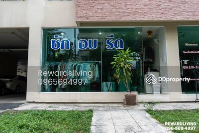 ขาย - ขาย ร้านค้าใต้คอนโด แฮปปี้ คอนโด ลาดพร้าว 101 ห้องมุม ขนาด 37 ตร. ม.