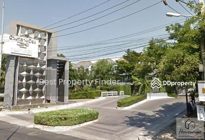 For Rent - 租  房  子 Baan Klang Muang Rama9-Ram with Garden (Town in Town)