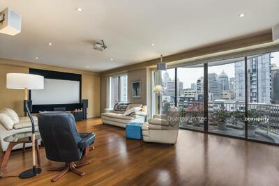 For Sale - Chidlom Place Condo - 4BR Available for Sale, Spacious Room with 2 Balconies