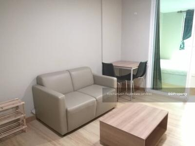 ให้เช่า - รหัส KRE A1075 MT Residences Klongluang  แบบ 1ห้องนอน 1ห้องน้ำ พท. ใช้สอย 34 ตร. ม  ชั้น XX เช่า 8, 500 บาท @LINE:0932181290 คุณ เก๊ะ